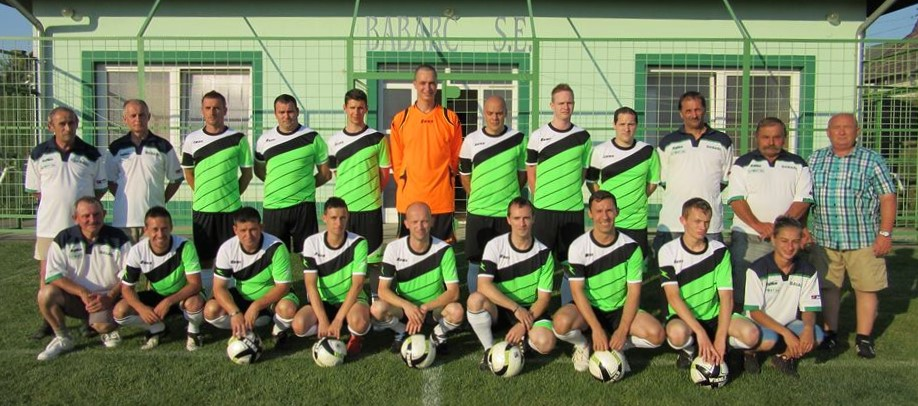 Foci csapat 2016-17
